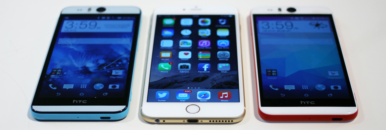 Smartphones (credit Maurizio Pesce)